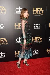 Dakota Johnson – 2015 Hollywood Film Awards in Beverly Hills