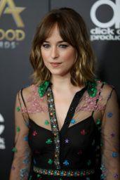 Dakota Johnson – 2015 Hollywood Film Awards in Beverly Hills