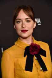 Dakota Johnson - LACMA 2015 Art+Film Gala in Los Angeles