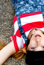 Dani Thorne - Photoshoot for Unionbay Summer 2015