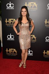 Danica McKellar – 2015 Hollywood Film Awards in Beverly Hills