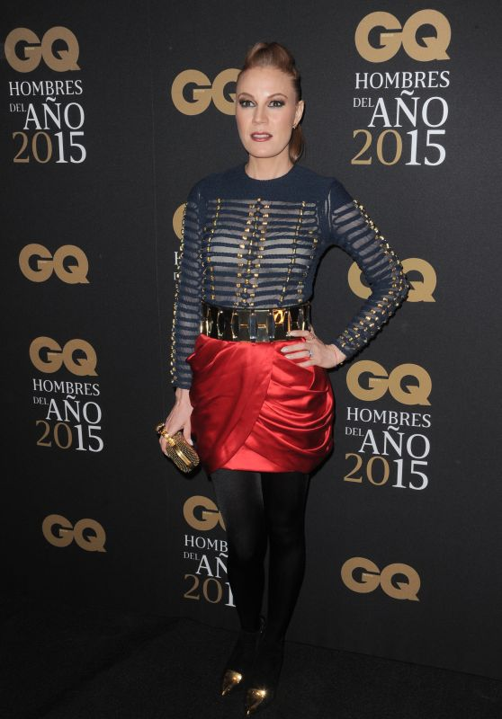Daniela Magun – GQ Men of the Year Awards 2015 in Mexico City