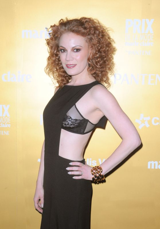 Daniela Magun – Marie Claire Prix de la Mode Awards 2015 at Hotel Hayatt in Mexico City