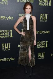 Darby Stanchfield - Hollywood Foreign Press Association and InStyle Celebrate The 2016 Golden Globe Award Season