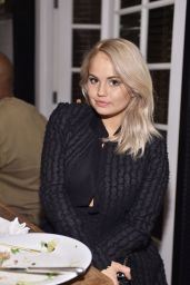 Debby Ryan - Barneys New York & Jennifer Meyer Exclusive RTW Collaboration Dinner in Los Angeles