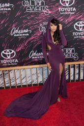 Demetria McKinney - 2015 BET Soul Train Awards at the Orleans Arena in Las Vegas