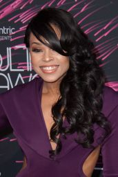 Demetria McKinney - 2015 BET Soul Train Awards at the Orleans Arena in Las Vegas