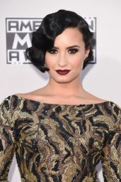 Demi Lovato – 2015 American Music Awards in Los Angeles