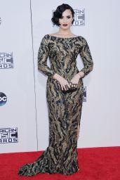 Demi Lovato – 2015 American Music Awards in Los Angeles