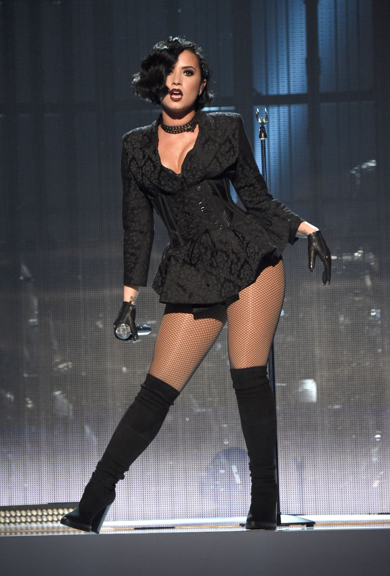2015 Los Angeles Film Festival: Demi Lovato Performs At 2015 American Music Awards In Los