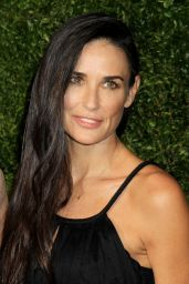 Demi Moore – 2015 CFDA/Vogue Fashion Fund Awards in New York City