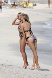 Devon Windsor in a Bikini - Victoria