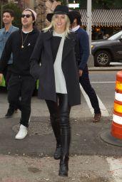 Devon Windsor - Out in New York, november 2015