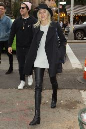 Devon Windsor - Out in New York, november 2015