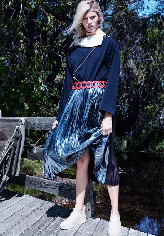 Devon Windsor - Photoshoot for Numero Tokyo December 2015