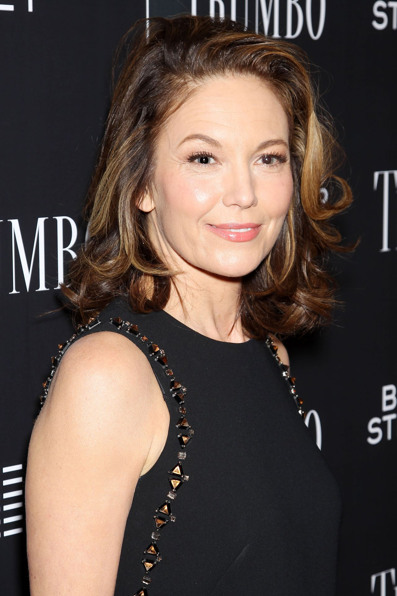 Diane Lane Trumbo Premiere In New York City