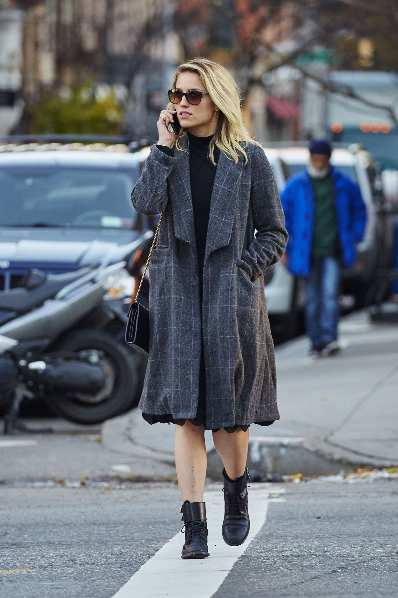 Creative Dianna Agron Street Style  39New Stone Age39 Store In West Hollywood