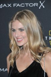 Donna Air - Fashion Finds the Force Presentation in London, November 2015