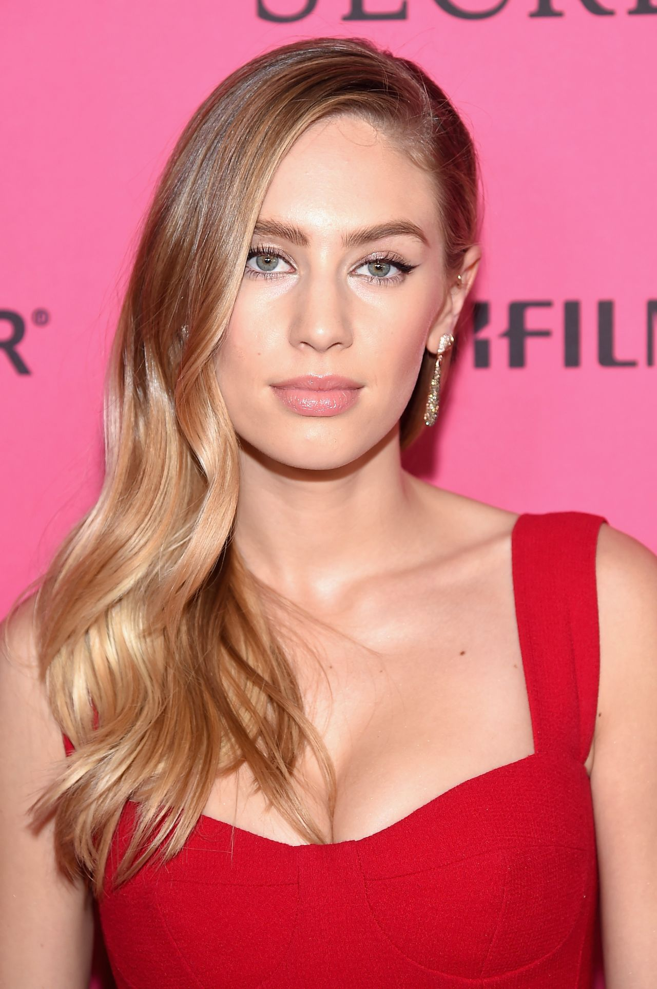 Dylan penn victoria s secret fashion show 2015 after party in