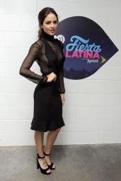 Eiza Gonzalez – iHeartRadio Fiesta Latina in Miami, November 2015