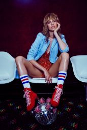 Elisabeth Erm - Photoshoot for BB Dakota Winter 2015