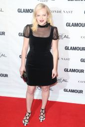Elisabeth Moss – 2015 Glamour Women Of The Year Awards at Carnegie Hall in New York