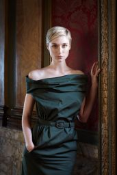 Elizabeth Debicki - Promoshoot for The Man From UNCLE