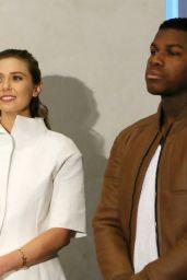Elizabeth Olsen - 2015 Film Independent Spirit Awards Nominations Press Conference in Hollywood