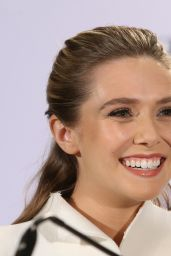 Elizabeth Olsen - 2015 Film Independent Spirit Awards Nominations Press Conference in Hollywood