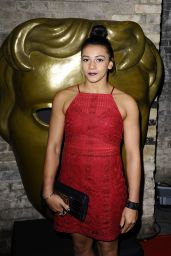 Ellie Downie – 2015 British Academy Children's Awards in London