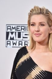 Ellie Goulding - 2015 American Music Awards in Los Angeles