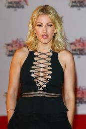 Ellie Goulding – 2015 NRJ Music Awards at Palais des Festivals in Cannes