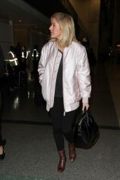 Ellie Goulding at LAX Airport, November 2015