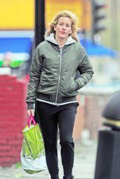 Ellie Goulding Street Style - Shopping in London, 11/29/2015