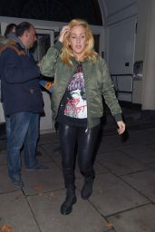 Ellie Goulding Style - Leaving BBC Radio 1 Live Lounge in London, November 2015