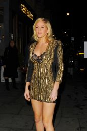 Ellie Goulding - The ITV Gala at The London Palladium, November 2015