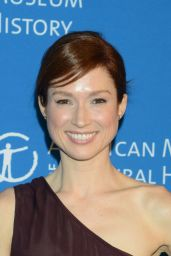 Ellie Kemper – American Museum of Natural History Gala in New York, November 2015