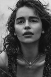 Emilia Clarke - Dior Photoshoot, November 2015