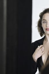 Emilia Clarke - Photoshoot for Dior