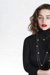 Emilia Clarke - Photoshoot for Dior