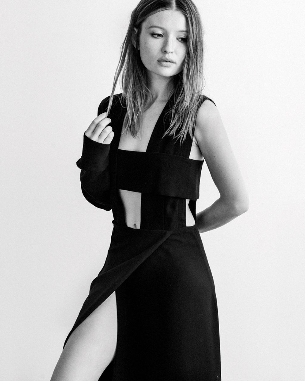 Emily browning photoshoot for interview magazine october 2015