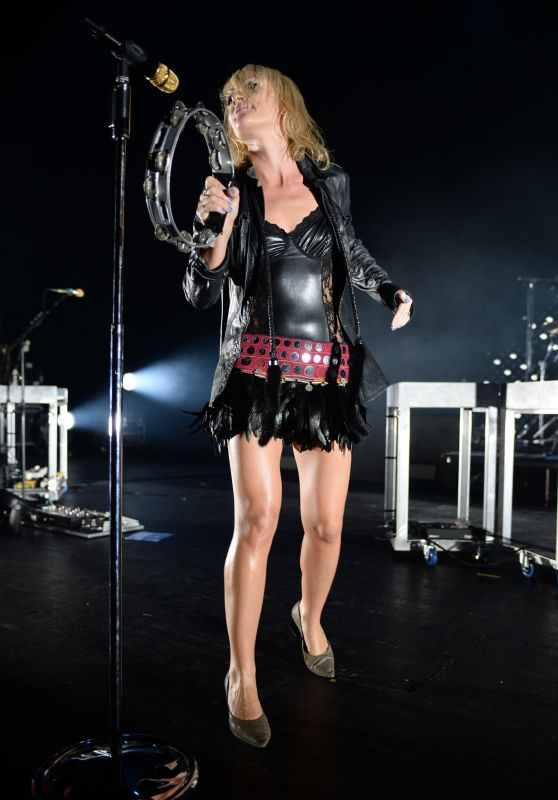 Emily Haines - Performs at the Fillmore in Miami Beach, November 2015