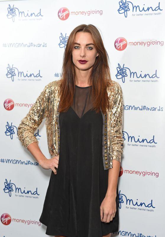 Emily Hartridge - Mind Media Awards 2015 at The Troxy in London