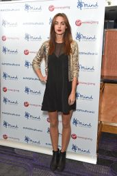 Emily Hartridge - Mind Media Awards 2015 at The Troxy in London