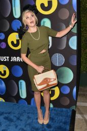 Emily Osment – Just Jared Halloween Party in Los Angele, October 2015