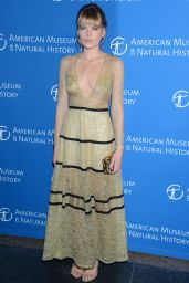 Emma Greenwell - American Museum of Natural History Gala in New York, November 2015