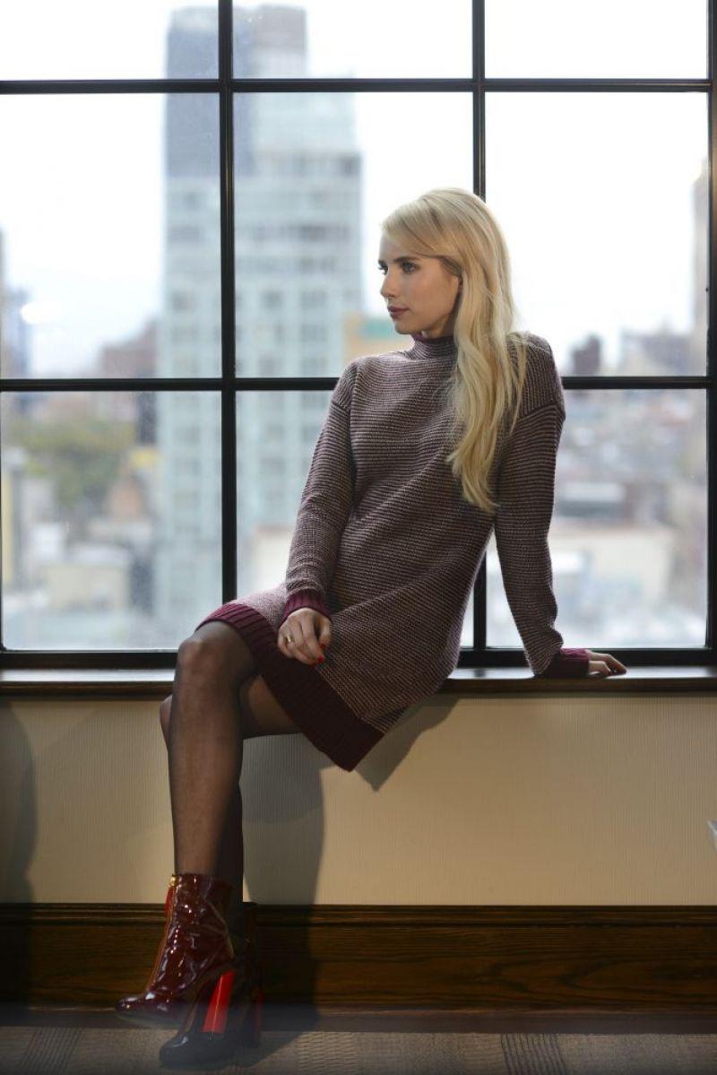 Emma Roberts New York Times Photoshoot