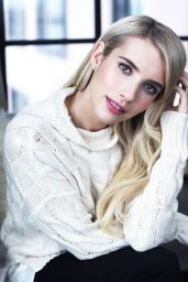 Emma Roberts - Who What Wear 2015