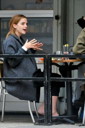 Emma Watson - Out in New York City, November 2015