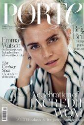 Emma Watson - PORTER Magazine Issue 12, 2015